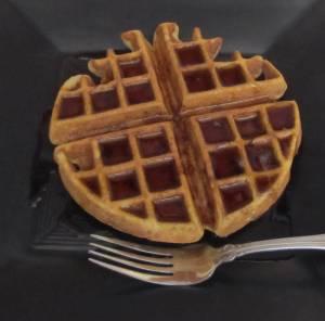 Vanilla Waffles